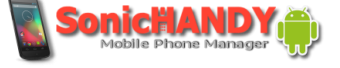 SonicHandy logo